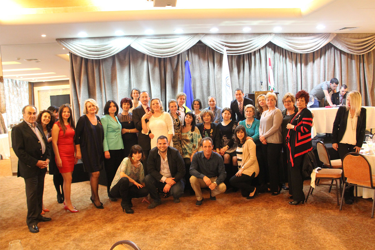 Celebrating Women's Day, March 8th, 2014