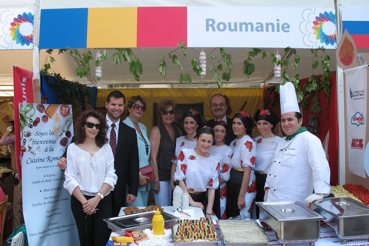 International Traditional Cuisine Festival, May 8th, 2012
