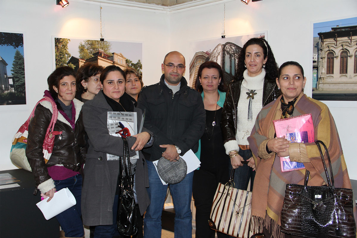 Romanian Cultural Days at Zahle, 2012