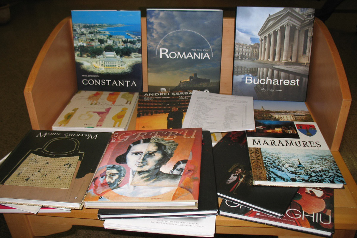 Romanian Cultural Days at American University of Beirut 01.12.2011